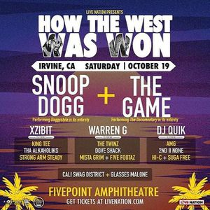 How The West Was Won - ORCH Section 3 Tickets for Sale in Costa Mesa, CA