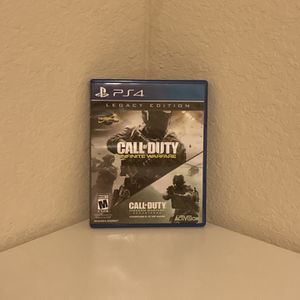 Call of Duty Infinite Warfare + Modern Warfare for Sale in Miami, FL