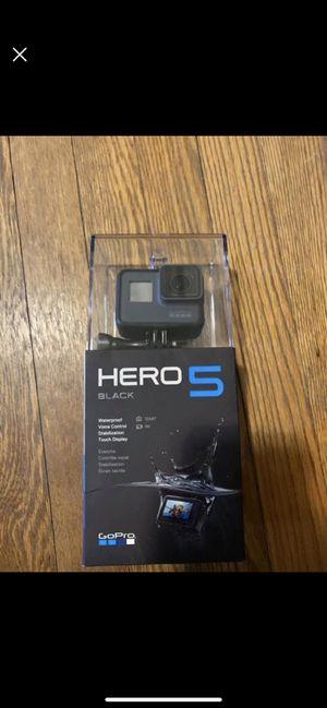 Gopro hero 5 black new for Sale in Alexandria, VA