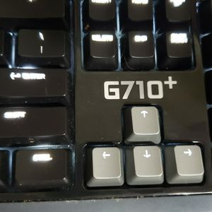 Logitech G710 Plus For Parts for Sale in Henderson, NV