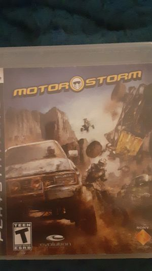 Motor storm & Lego Movie video game PS3 for Sale in Charlotte, NC