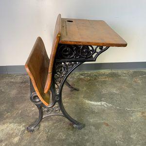 Antique School House Desk for Sale in Allentown, PA