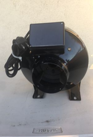 4 inch in-line fan great condition for Sale in Industry, CA