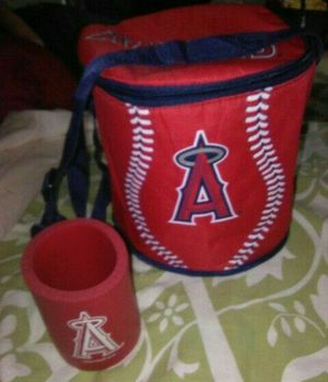 Angel's Cooler Bag & Cooler Cup Holder for Sale in Anaheim, CA
