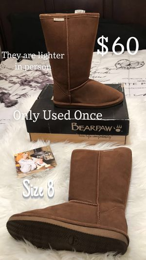 Bearpaw Boots for Sale in Dinuba, CA