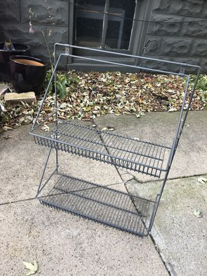 Metal shelves for Sale in Berwyn, IL