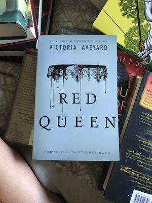 Book- Red Queen for Sale in Roanoke, VA