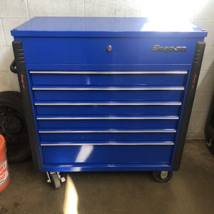 "Snap On 40"" 6 drawer cart for Sale in Denver, CO"
