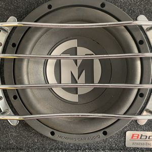 """Two Memphis 10"""" Subs w/ Single & Dual Boxes for Sale in Buffalo, NY"""