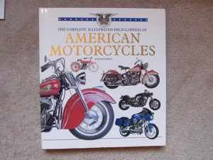 """""""Encyclopedia of American Motorcycles"""" -- AMAZING BOOK! for Sale in Bolingbrook, IL"""