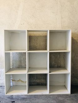 Book Shelf -white 36x36 for Sale in West Hollywood,  CA