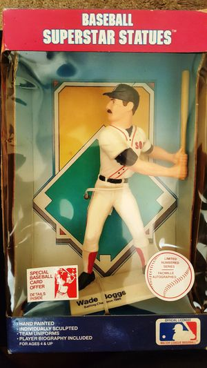 WADE BOGGS collectable STATUE for Sale in Longwood, FL
