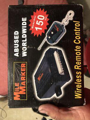 Wireless remote control for winch for Sale in Phoenix, AZ