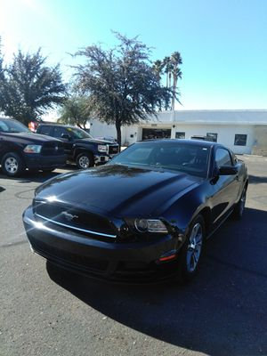 2014 ford mustang V6 🎈 starting at $999 down payment 🎈 all credit welcome 🎈 aqui su amigo jesus les ayuda for Sale in Glendale, AZ