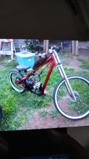 West coast chopper motor bike for Sale in Pekin, IL