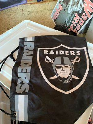 New Raider's backpack for Sale in Lake Elsinore, CA