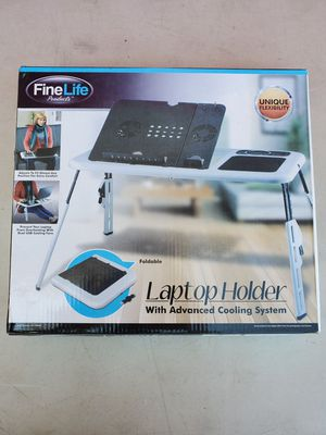 Brand new laptop holder with advanced cooling system for Sale in Rancho Cucamonga, CA
