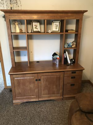Large Two Piece Desk for Sale in Morgantown, WV