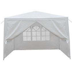 Brand New 10' x 10' Canopy Shelter Tent With Sides and Windows for Sale in Winchester,  CA