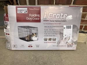 Medium Dog Crate for Sale in Chicago, IL