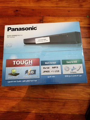 Panasonic DVD player for Sale in Philadelphia, PA