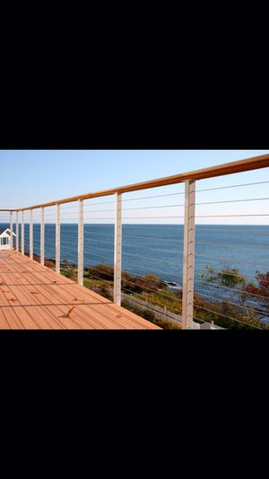 Stainless steel cable for balconies for whatever you need ladder for Sale in Miami Beach, FL