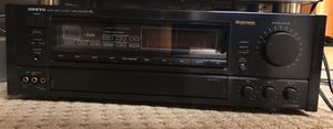 Onkyo Full system Tuner, Compact Disc, Equalizer and Double Cassette for Sale in Staten Island, NY