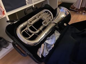 Silver Euphonium, Yamaha YEP-321 4-valve for Sale in MD CITY, MD