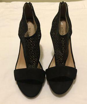 BCBG Black heels for Sale in Gainesville, VA