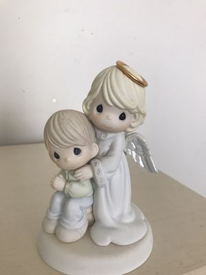 Precious moments-always by your side figurine for Sale in Washington Township, NJ
