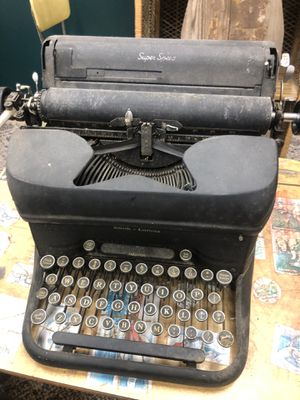 smith corona super speed typewriter for Sale in Jonesboro, GA