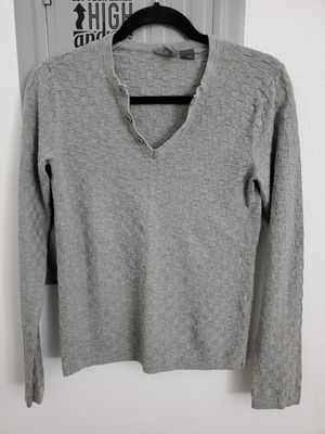 [Used] A|X Men XS Gray Sweater for Sale in Redwood City, CA