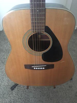 Yamaha FG-160-1 Acoustic Guitar for Sale in Denver, CO