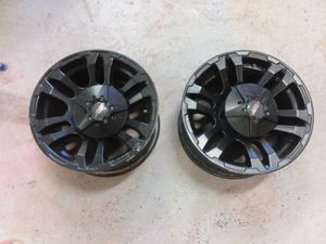 2 ford bolt pattern 5x4.5 rims for Sale in Queen Creek, AZ