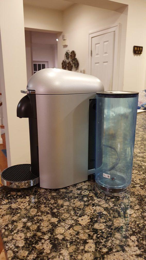 Nespresso VertuoPlus by Breville Coffee and Expresso Machine