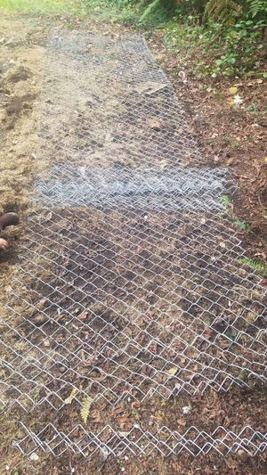 17x4ft chain link fencing for Sale in Olympia, WA
