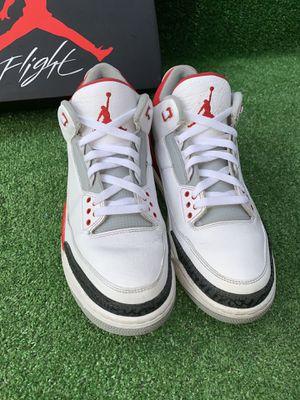 Jordan 3 Retro for Sale in La Mirada, CA