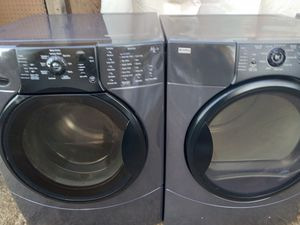 Kenmore elite gas set with warranty for Sale in Fresno, CA