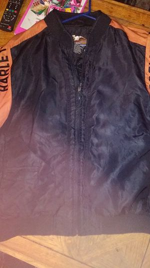 Harley Davidson nylon jacket XXL for Sale in Phoenix, AZ
