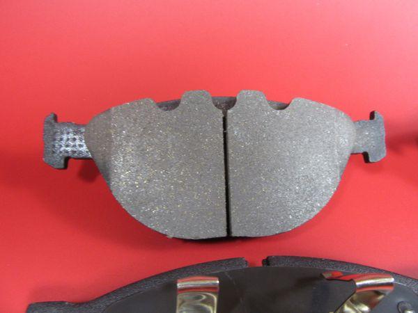 Rolls Royce Phantom Drophead Coupe Series 1 2 front brake pads #101