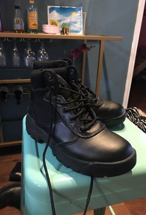 Black Women's Work Boots for Sale in Austin, TX