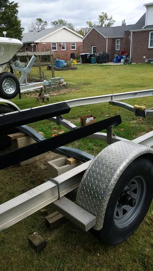 Aluminum boat trailer for Sale in Berlin, NJ