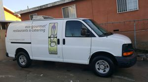 2010 Chevy express van with refrigeration unit. for Sale in Los Angeles, CA