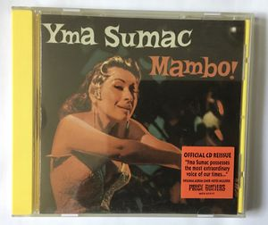 Yma Sumac, Mambo! (1954) CD for Sale in Los Angeles, CA