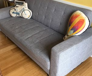 Sofa Couch Convertible Sleeper for Sale in Seattle,  WA