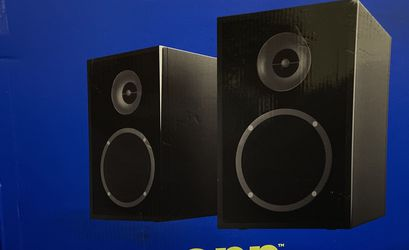 Bookshelf Speakers Bluetooth 80 Watts for Sale in Chicago,  IL
