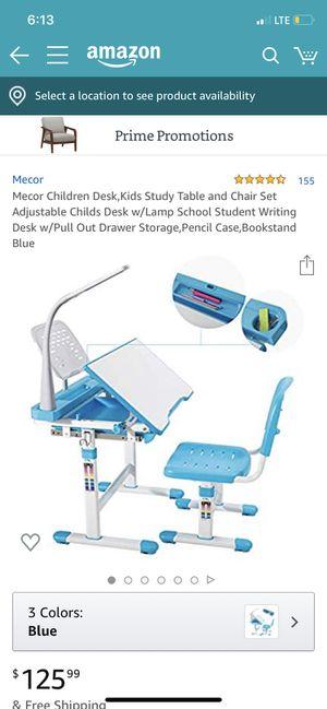 Kids desk for Sale in Pico Rivera, CA