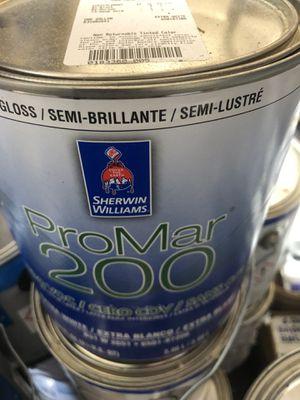 Interior semi gloss - sw7029 Agreeable Gray ( 1 gallon ) for Sale in Lithia Springs, GA