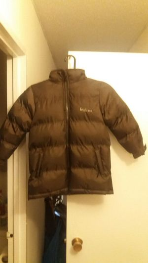 Boys brown bubble coat. for Sale in New York, NY