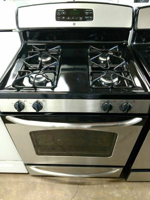Stainless Stove $375 for Sale in Forest Park, GA